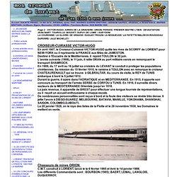 18 HISTOIRE DES NAVIRES DE GUERRE CONSTRUITS ou AYANT SERVIS A LORIENT PAGE 2 - Arsenaux.fr