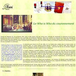 Histoire du Consulat et du Premier Empire - Les Documents