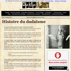 Histoire du dadaïsme - Le dadaïsme