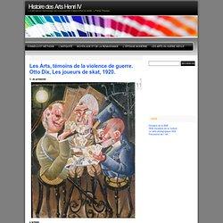 Histoire des Arts Henri IV