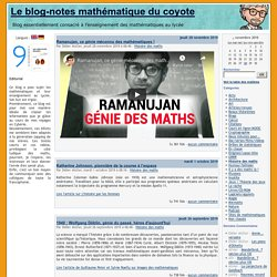 Histoire des maths