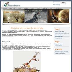 Lu ! Histoire de la Bande Dessinée. Dinosoria