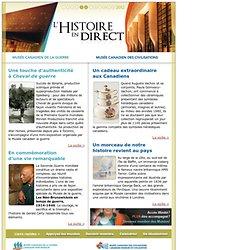 L'Histoire en direct / Mai-juin 2012