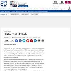 Histoire du Fatah