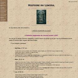 Histoire du Linceul