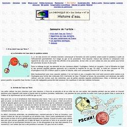 Histoire d'eau. Doc Carbur 16