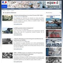 ECPAD : Histoire
