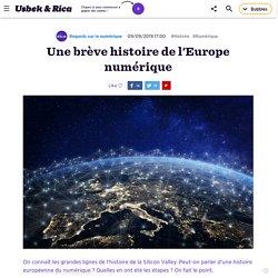 Une brève histoire de l'Europe numérique