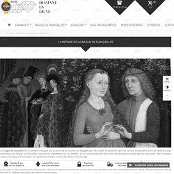 L'histoire de la bague de fiançailles - Diamant En Ligne