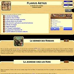 Aetius ~395-454