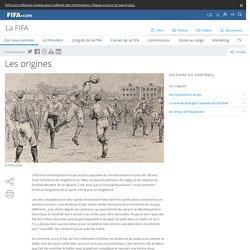 Histoire du Football - Les origines