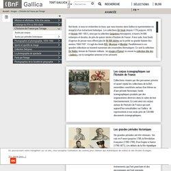 L'histoire de France par l'image (Gallica)
