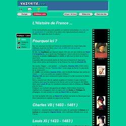 Histoire de France .... revisitée ........