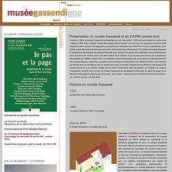 1885 musée Gassendi Alpes de Hte Provence
