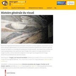 Histoire générale du visuel