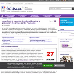 Une sélection de ressources sur Eduscol