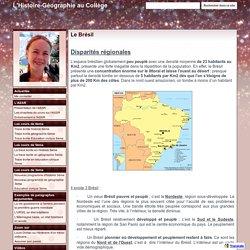 Le Brésil - L'Histoire-Géographie au Collège