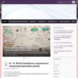 2016 – 2017 : Histoire Géographie EMC – en direct de la salle 205