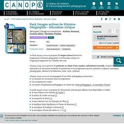 Pack Images actives 6e Histoire-Géographie - Education civique : Décrypter l'image en numérique