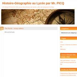 Histoire-Géographie au Lycée par Mr. PICQ – Un blog d'Histoire-Géo pour les élèves de lycée, afin de préparer le Bac