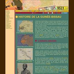 Histoire de la Guinée-Bissau, de l'Empire du Gabù jusqu'à Kumba Yalla