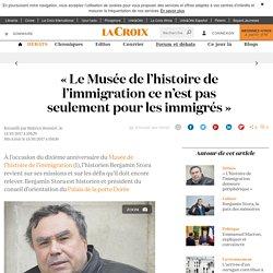 «Le Musée de l'histoire de l'immigrationce n'est pas seulement pour les immigrés» - La Croix