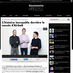 L'histoire incroyable derrière le succès d'Airbnb
