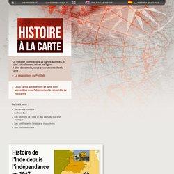 Histoire de l'Inde depuis l'indépendance en 1947 - Histoire à la carte