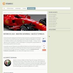 Histoire de Logo - Industrie automobile : succès et symboles