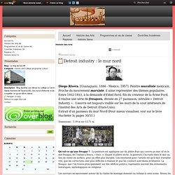 Histoire des Arts - Detroit industry :… - Des innovations au… - Le barème de… - A propos de la… - Vincent Van Gogh - Le blog de ho2-95