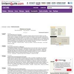 Histoire du Canada - L'Internaute Magazine