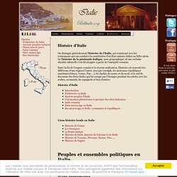 Histoire d'Italie
