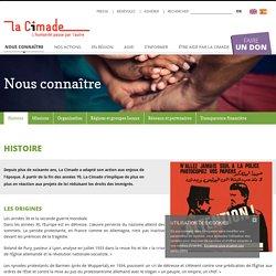 Histoire - La Cimade