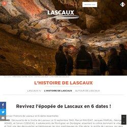 L'histoire de Lascauxl