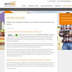 L'histoire de SMAG, la fusion des leaders du logiciel agricole