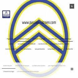 L'histoire du logo - www.passion-citroen.com