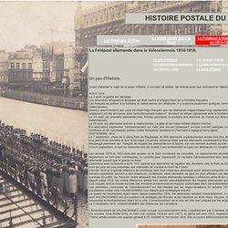 Histoire postale du Nord-Les losanges Chiffrés