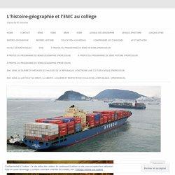L'histoire-géographie et l'EMC au collège