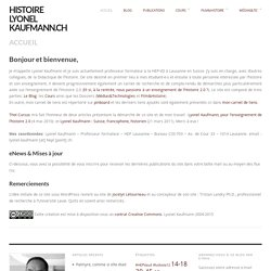 histoire.lyonelkaufmann.ch —