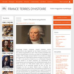 France Terres d'Histoire magazine