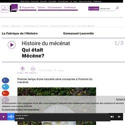 Histoire du mécénat (1/3) : Qui était Mécène?