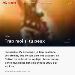 Histoire de la trap