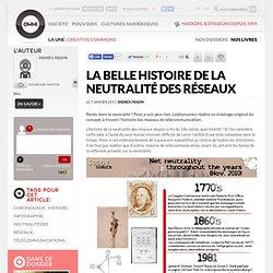 La belle histoire de la neutralité des réseaux » Article » OWNI, Digital Journalism