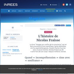 L'histoire de Nicolas Fraisse ( Spiritualités )
