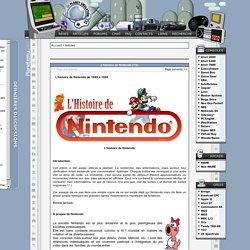 L'histoire de Nintendo - Planet Emulation