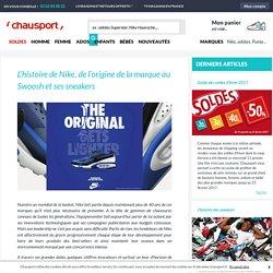L'histoire de Nike, à l'origine de la marque au Swoosh - Chausport