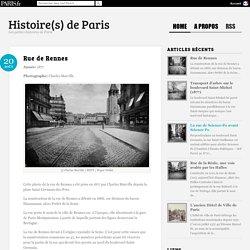 Les petites histoires de Paris