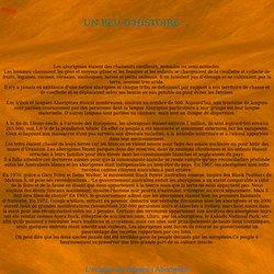 Histoire du peuple Aborig ne