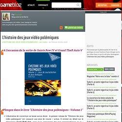 L'histoire des jeux vidéo polémiques - Le Blog de Platon21
