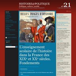 Histoire@Politique n°21